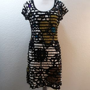 Dress, connected apparel, size 12